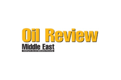 Oil Review Middle East logo
